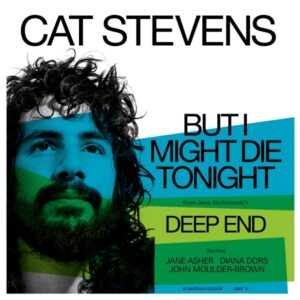 "Cat Stevens - But I Might Die Tonight (Light Blue 7"") - 602508644597 - ISLAND"