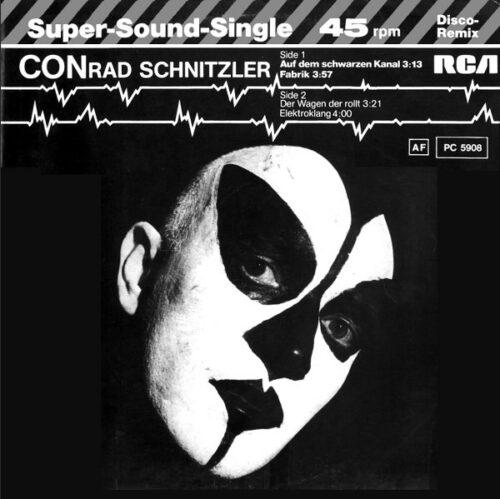 Conrad Schnitzler - Auf Dem Schwarzen Kanal - BB357 - BUREAU B