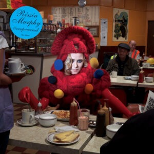 Roisin Murphy - Overpowered (Colored) - BEWITH038LP - BE WITH RECORDS