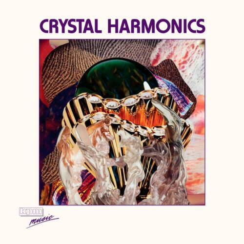 Ocean Moon - Crystal Harmonics - BEWITH083LP - BE WITH RECORDS