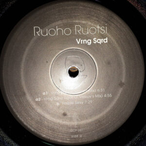 Ruoho Ruotsi - Vrng Sqrd - DCP001 - DE'FCHILD PRODUCTIONS