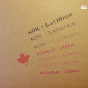 Süz/Layborn - Nuzzle Fudge - DCP006 - DE'FCHILD PRODUCTIONS