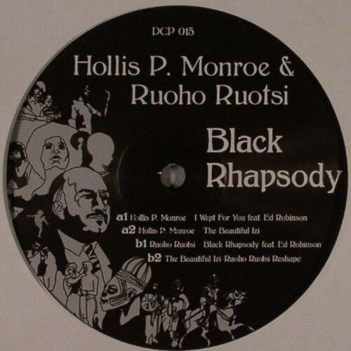 Hollis P. Monroe/Ruoho Ruotsi - Black Rhapsody - DCP015 - DE'FCHILD PRODUCTIONS