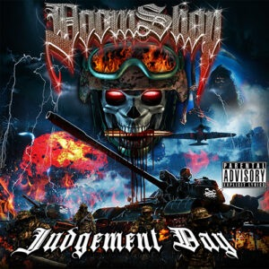 Doomshop Records - Judgement Day - DOOMSHOP001 - DOOMSHOP RECORDS