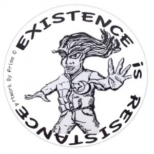 Persian/DJ Texta - Well Well Well (D Ross Dubplate Mix 1998) - ER032 - EXISTENCE IS RESISTANCE