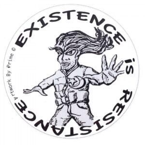 Persian/DJ Texta - Well Well Well (D Ross Dubplate Mix 1998) - ER032 - EXISTENCE IS RESISTANCE