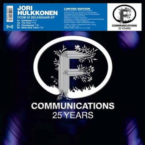 Jori Hulkkonen - F Com 25 Remastered Selkäraasi Ep - F275 - F COMM