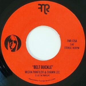 Misha Panfilov/Shawn Lee - Belt Buckle - FNR-135 - FUNK NIGHT RECORDS