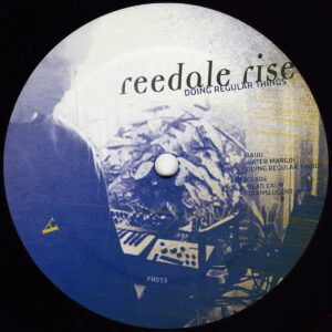 Reedale Rise - Doing Regular Things - FR055 - FRUSTRATED FUNK