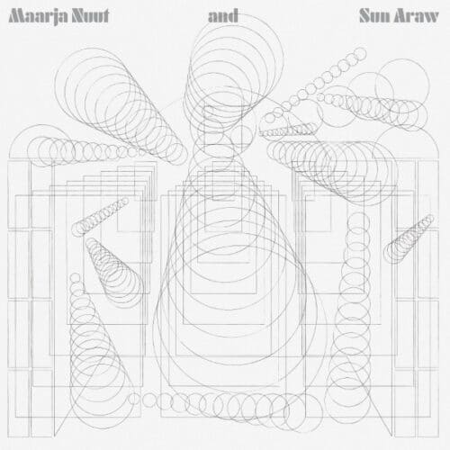 Maarja Nuut/Sun Araw - Fantasias For Violin & Guitar - MIDA01 - MIDA