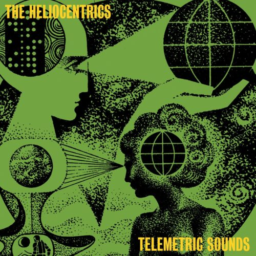 The Heliocentrics - Telemetric Sounds - MMS039LP - MADLIB INVAZION