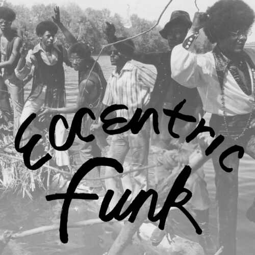 Various - Eccentric Funk (Indie Exclusive) - NUM501LP-C2 - NUMERO GROUP