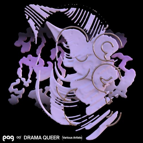 Various - Drama Queer - PAG001 - PAG RECORDS