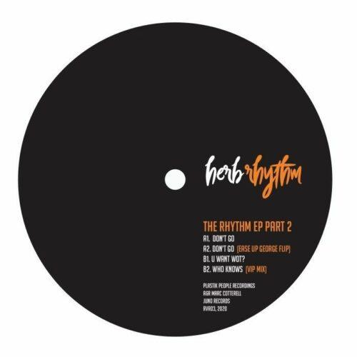 Herb Rhythm - The Rhythm EP Part 2 - RVR03 - RHYTHM VIBE