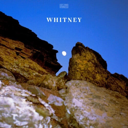 Whitney - Candid (Ltd Clear Blue vinyl) - SC409LP-C1 - SECRETLY CANADIAN