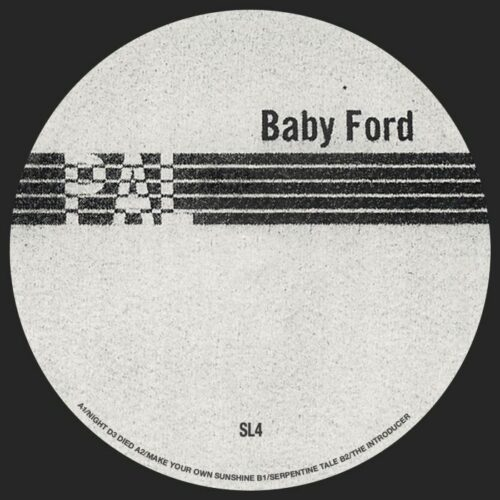 Baby Ford - BFORD 14 - SL4 - PAL SL