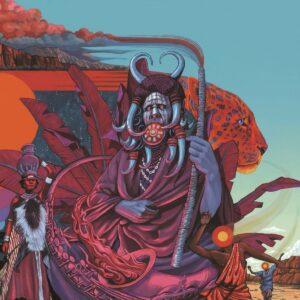 Idris Ackamoor/The Pyramids - Shaman! - STRUT214LP - STRUT