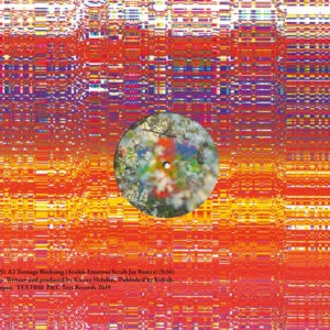 Four Tet - Teenage Birdsong/ Overmono & Avalon Emer - TEXT050 - TEXT