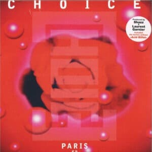 Choice/Laurent Garnier/Shazz - Paris EP - 3375156 - WAGRAM