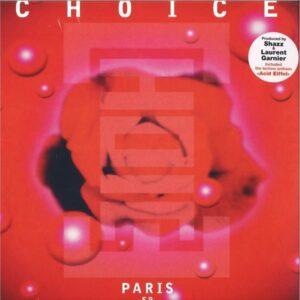 Choice/Laurent Garnier/Shazz - Paris EP - 3375156 - WAGRAM