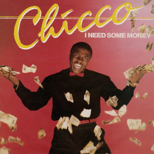 Chicco - I Need Some Money - AFS048 - AFROSYNTH