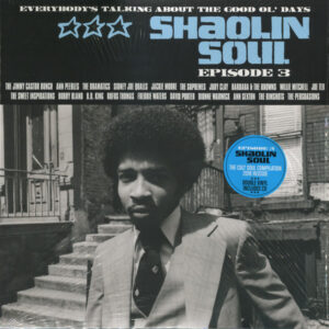 Various - Shaolin Soul Episode 3 - BEC5543358 - BECAUSE MUSIC