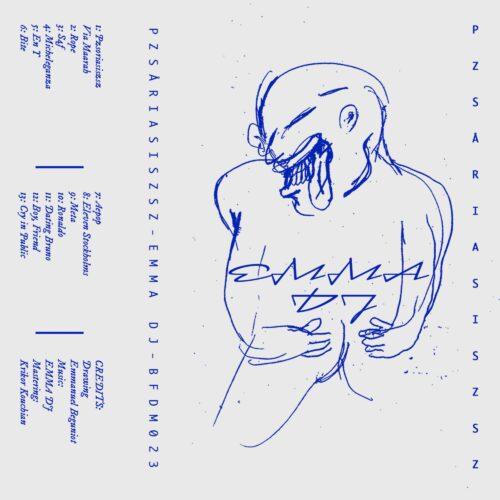 Emma DJ - Pzsåriasiszsz - BFDM023 - BROTHER FROM DIFFERENT MOTHERS
