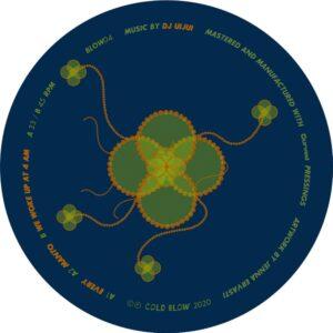 DJ Uijui - Woke Up - BLOW04 - COLD BLOW