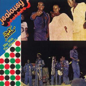Tony Allen/Africa 70 - Jealousy - COMET094 - COMET
