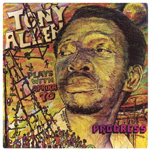 Tony Allen/Africa 70 - Progress - COMET095 - COMET