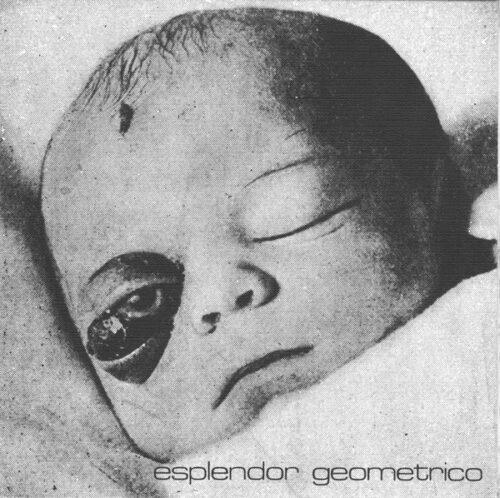 Esplendor Geometrico - Necrosis En La Poya - EG000 - DISCOS ESPLENDOR GEOMETRICO