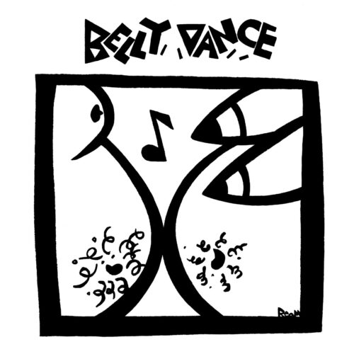 Bellydance - 3 Days Man - ES020 - EFFICIENT SPACE