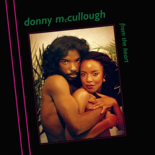 Donny McCullough - From The Heart - EVERLAND005 - EVERLAND