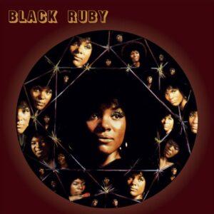 Ruby Andrews - Black Ruby - EVERLAND021 - EVERLAND