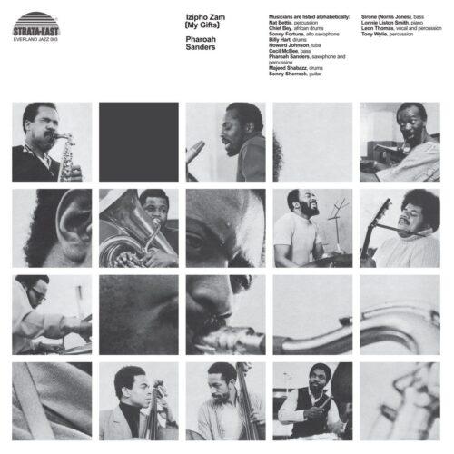Pharoah Sanders - Izipho Zam - EVERLANDJAZZ003 - EVERLAND