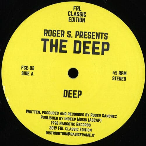 Roger S - The Deep - FCE-02 - FRL CLASSIC