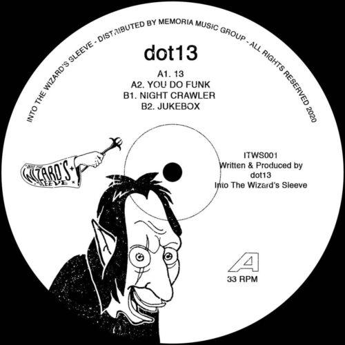 dot13 - Nightcrawler - ITWS001 - INTO THE WIZARD'S SLEEVE