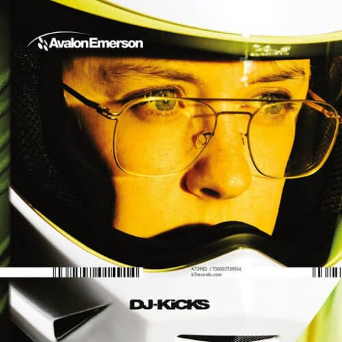 Avalon Emerson/Various - DJ-Kicks - K7395LP - K7