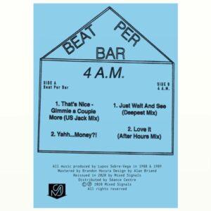 Beat Per Par/4 A.M. - Beat Per Par/4 A.M. - MS05 - MIXED SIGNALS