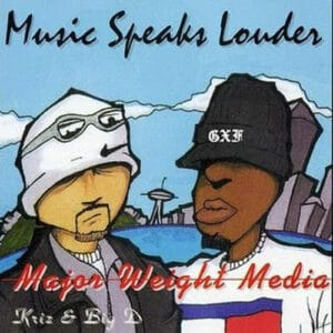 Major Weight Media - Music Speaks Louder - NBNAMWM - NBN ARCHIVES