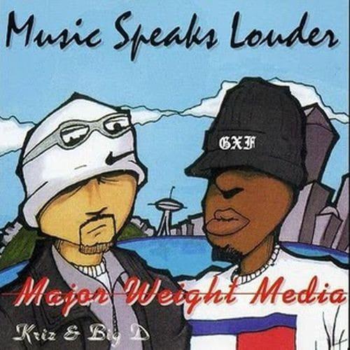 Major Weight Media - Music Speaks Louder - NBNAMWM - NBN ARCHIVES