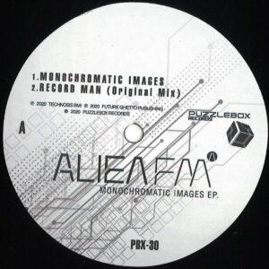 Alien FM - Monochromatic Images - PBX30 - PUZZLE BOX