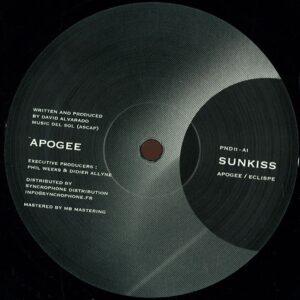 Sunkiss/David Alvarado - Apogee/ Eclipse - PND11 - P&D