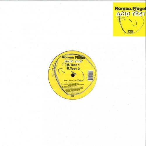 Roman Flügel - Acid Test - RBDC06 - RUNNING BACK