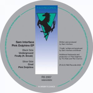 Sam Interface - Pink Dolphins EP - RS2007 - R&S