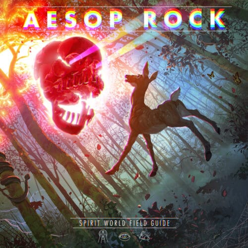 Aesop Rock - Spirit World Field Guide (Ltd Ultra) - RSE314LP-C1 - RHYMESAYERS