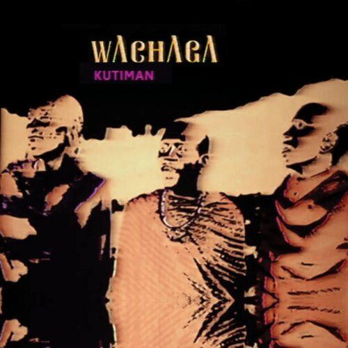 Kutiman - Wachaga - SYL011 - SIYAL MUSIC