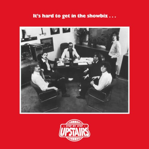 Upstairs - It's Hard To Get In The Showbiz - TAC010 - THE ARTLESS CUCKOO