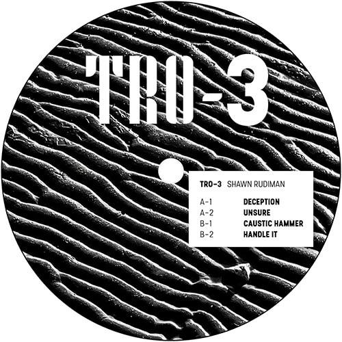 Shawn Rudiman - TRO-3 - TRO-3 - TRO