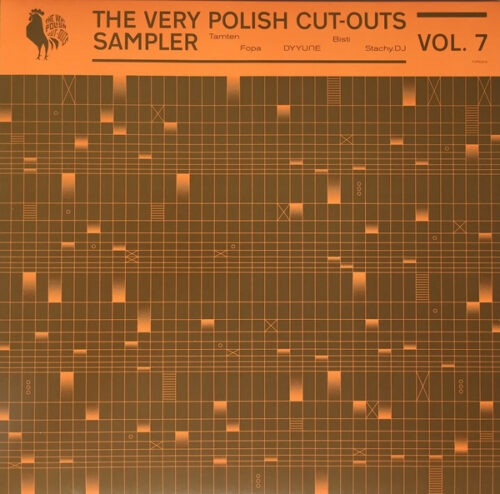 Various - The Very Polish Cu-outs Vol.7 - TVPC010 - THE VERY POLISH CUT-OUTS